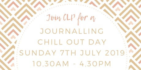 Chill-out Journalling Sunday tickets