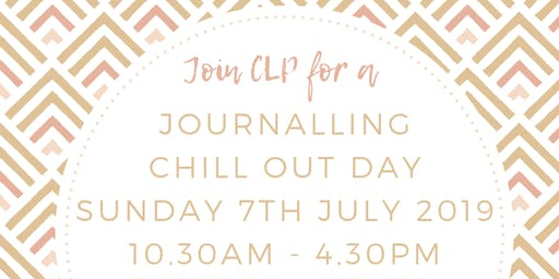 Chill-out Journalling Sunday