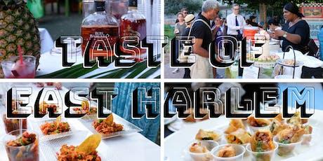 Taste of East Harlem 2019 tickets
