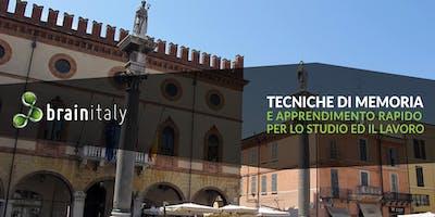 Ravenna: Corso gratuito di memoria