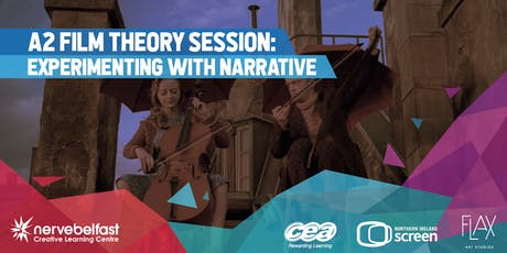 MIA - A2 Film Theory Sessions: Experimenting with Narrative tickets
