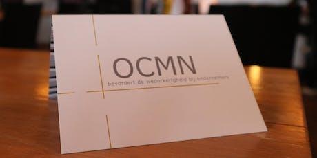 OCMN - Thema bijeenkomst tickets
