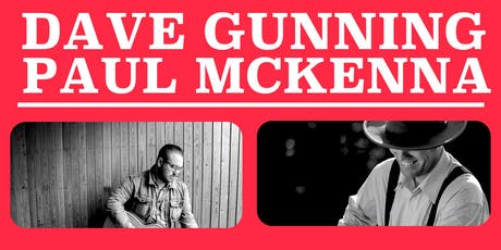 Dave Gunning & Paul McKenna in Concert - Oxford tickets