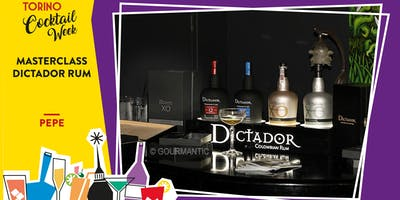 Dictator Experience: Colombian RUM e GIN