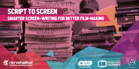 MIA - Script to Screen: Smarter Screen-Writing for Better Film-Making tickets