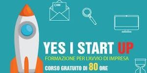 Yes I Start Up: corso gratuito per l'avvio di impresa