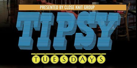 Tipsey Tuesday's At Temptations   tickets