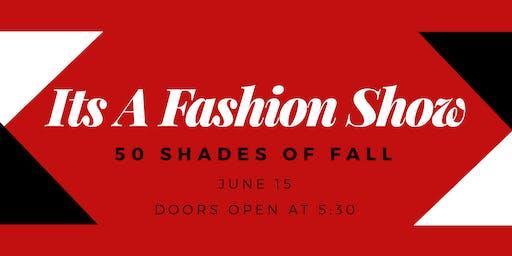 50 Shades of Fall Fashion Show