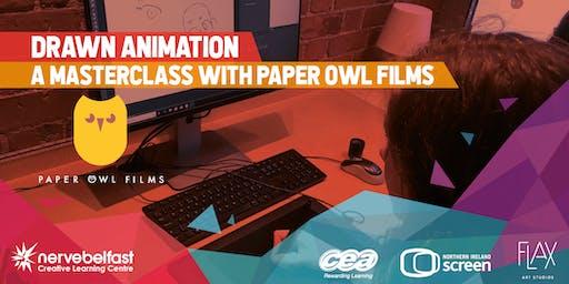 MIA - Drawn Animation Masterclass