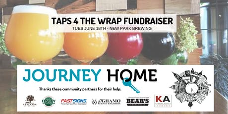 Taps 4 The Wrap - Journey Home Fundraiser tickets