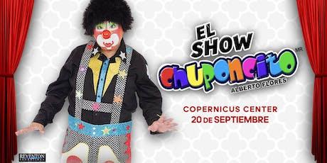 Chuponsito Show tickets