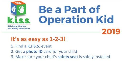 K.I.S.S. Kids Identification and Safety Seats