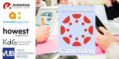 1ste Vlaamse Canvasdag