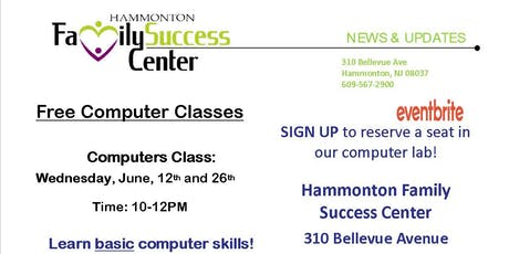 Computer Class-FREE tickets