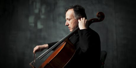 Raphael Wallfisch plays Bach's cello suites tickets