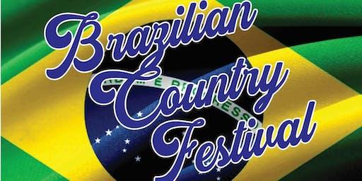 Brazilian Festival - Festa Junina 2019