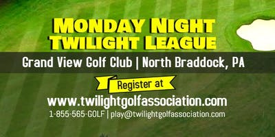 Monday Twilight League at Grand View Golf Club