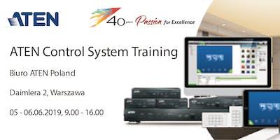 ATEN Control System Training