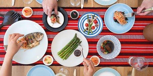 Filipino Masterclass: Fish and summer flavours with Mestiza - FUNDRAISER