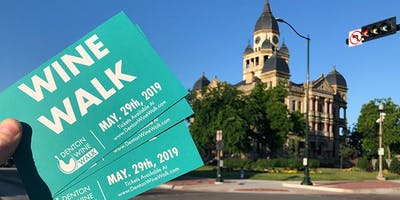 Denton Wine Walk 2018-2019 Season