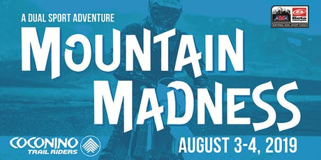 Flagstaff Mountain Madness 2019 tickets