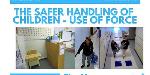 Safer Handling of Children