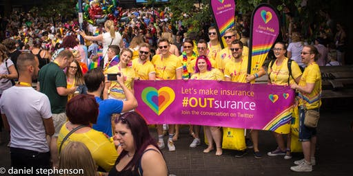 Join Aviva at the Bristol Pride March 2019