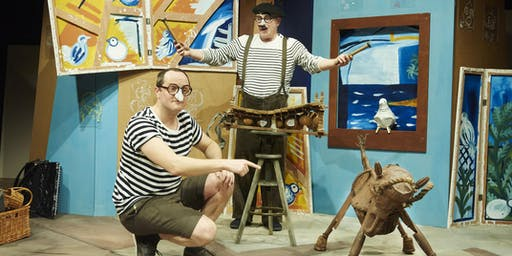 The Boy Who Bit Picasso - A hilarious and interactive family show