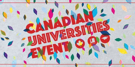 2019 Canadian Universities Event tickets