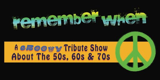 Remember When - 50', 60's and 70's Variety Show for Seniors