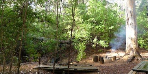 Bibbulmun Track Kalamunda 2 day Adult Trek Western Australia