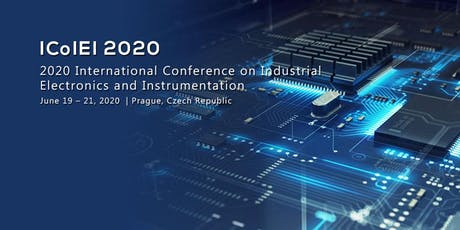 2020 International Conference on Industrial Electronics and Instrumentation (ICoIEI 2020) tickets
