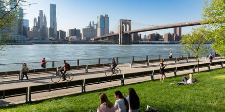 Moving Together Series at Brooklyn Bridge Park: Community Hip Hop Dance Class tickets