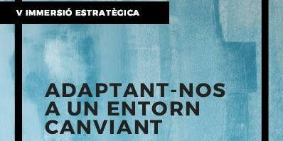V Immersió Estratègica - HABITAT CLUSTER BARCELONA
