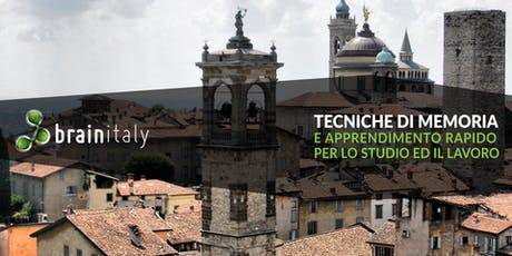 Bergamo: Corso gratuito di memoria biglietti