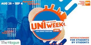 UNIweek Den Haag: Introduction Week 2019