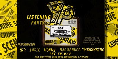 TAG Listening Event