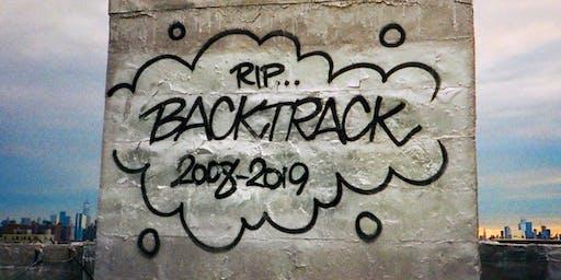Backtrack  final Cleveland show