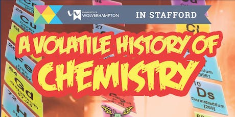 A Volatile History of Chemistry tickets