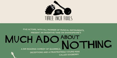 Shakespeare's Much Ado About Nothing at the Flaxmill Maltings