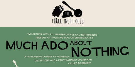 Shakespeare's Much Ado About Nothing at the Flaxmill Maltings tickets