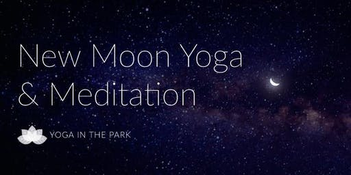 New Moon Yoga & Meditation