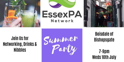 Essex PA Network's Summer Party