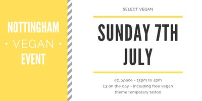 Nottingham Vegan Event