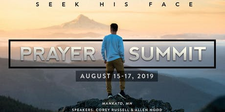 Prayer Summit 2019 tickets