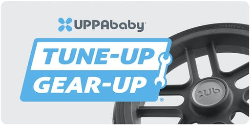 UPPAbaby Tune-UP Gear-UP July 16, 2019 - Crocodile Baby North Vancouver