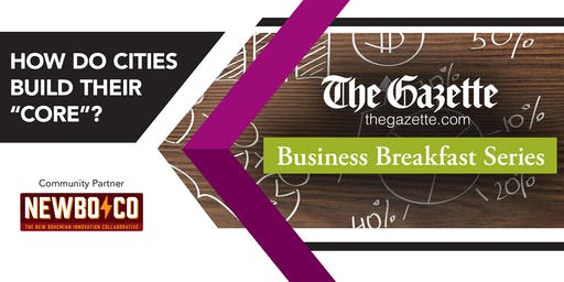 The Gazette Business Breakfast Series June 20