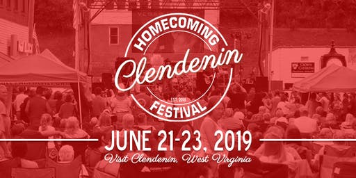 Clendenin Homecoming Festival 2019 (Craft Vendors)