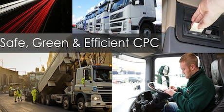 9820 CPC Fuel Efficiency, Emissions & Air Quality & Terrorism Risk & Incident Prevention (TRIP) - Milton Keynes tickets
