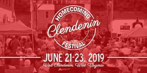 Clendenin Homecoming Festival 2019 (Food Vendors)